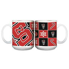 NCAA Ugly Sweater Mug - North Carolina State University