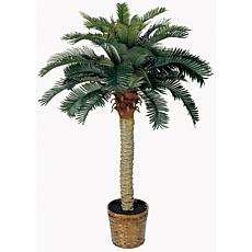 Nearly Natural 4 ft. Sago Palm Tree