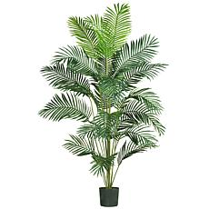 Nearly Natural 7' Paradise Palm Silk Tree