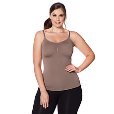 Nearly Nude Smoothing Contouring Skinny-Strap Camisole 3-pack