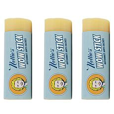 Nellie's WOW Stick 3-pack Natural Stain Removers