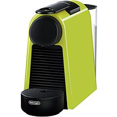 Nespresso Essenza Lime Green Mini Single-Serve Espresso Machine