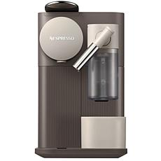 Nespresso Lattissima One Warm Slate Single-Serve Espresso Machine