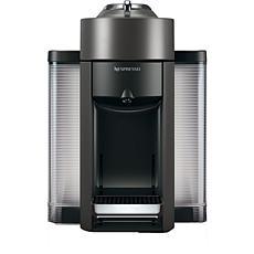 Nespresso Vertuo Graphite Single-Serve Coffee Espresso  Machine