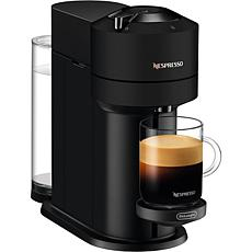 Nespresso Vertuo Next Premium Coffee and Espresso Maker in Black Matte
