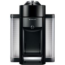 Nespresso Vertuo Piano Black Single-Serve Coffee Espresso  Machine