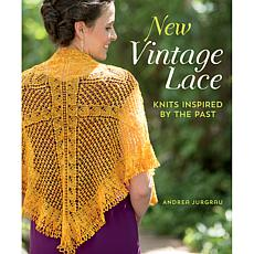 """New Vintage Lace"" Book by Andrea Jurgrau"