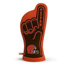 NFL #1 Oven Mitt - Cleveland Browns