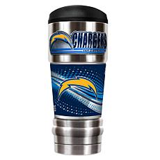 NFL 18 oz. Stainless Steel MVP Tumbler - Chargers