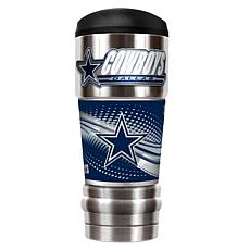 NFL 18 oz. Stainless Steel MVP Tumbler - Cowboys