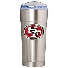 NFL 24 oz. Team Emblem Eagle Tumbler - 49ers