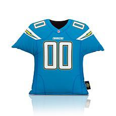 NFL Big League Jersey Pillow - LA Chargers