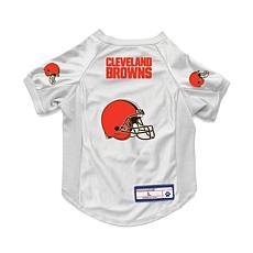 brand new 8482b aa400 NFL Cleveland Browns XL Pet Stretch Jersey