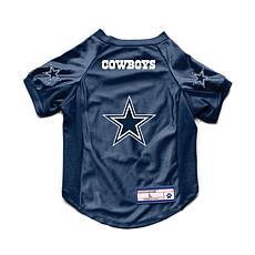 NFL Dallas Cowboys Medium Pet Stretch Jersey