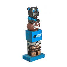 NFL Decorative Tiki Totem - Panthers