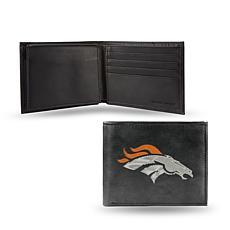 NFL Embroidered Billfold - Broncos