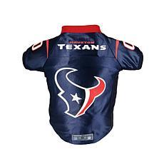 brand new 7b60b d2748 NFL Houston Texans XL Pet Premium Jersey