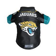 NFL Jacksonville Jaguars Medium Pet Premium Jersey