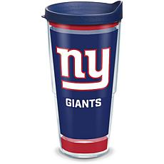 NFL New York Giants Touchdown 24 oz Tumbler with lid