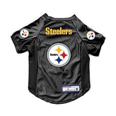 NFL Pittsburgh Steelers Large Pet Stretch Jersey
