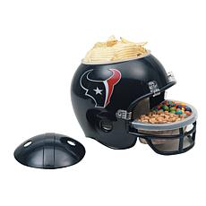 NFL Plastic Snack Helmet - Houston Texans
