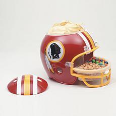 NFL Plastic Snack Helmet - Redskins