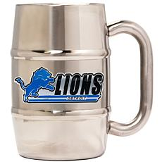 NFL Stainless Steel 16oz Mug - Detroit Lions