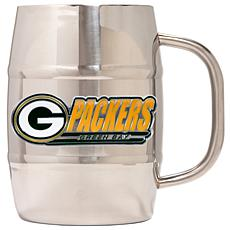 NFL Stainless Steel 32-oz. Mug - Green Bay Packers
