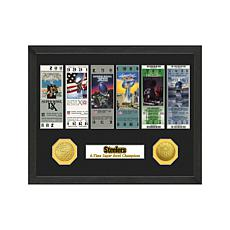 NFL Super Bowl Ticket & Game Coin Collection