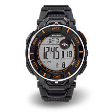 "NFL Team Logo ""Power"" Digital Sports Watch - Broncos"