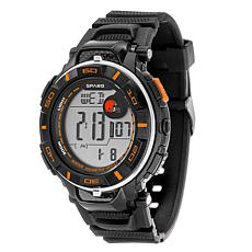 "NFL Team Logo ""Power"" Digital Sports Watch - Browns"
