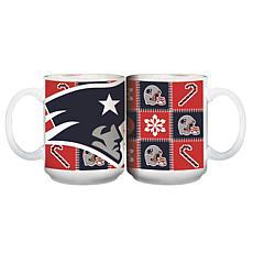 NFL Ugly Sweater Mug - New England Patriots