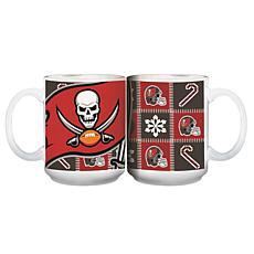 NFL Ugly Sweater Mug - Tampa Bay Buccaneers