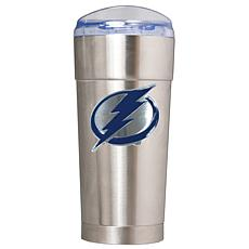 NHL 24 oz. Emblem Stainless Eagle Tumbler - Lightning