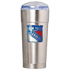 NHL 24 oz. Emblem Stainless Eagle Tumbler - Rangers