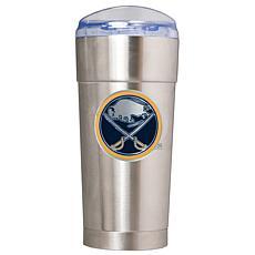 NHL 24 oz. Emblem Stainless Eagle Tumbler - Sabres