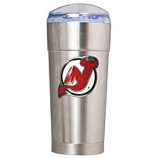 NHL 24 oz. Emblem Stainless Steel Eagle Tumbler - Devil