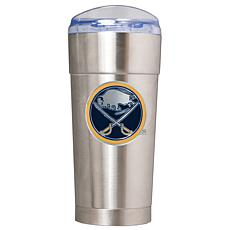 NHL 24 oz. Emblem Stainless Steel Eagle Tumbler - Sabre