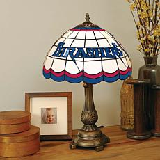 NHL Tiffany-Style Table Lamp - Atlanta Thrashers