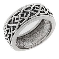 Nicky Butler Celtic Collection Sterling Silver Knot Band Ring