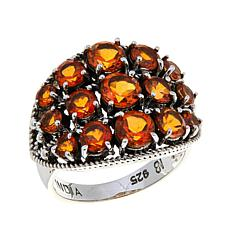 Nicky Butler Honey Topaz East/West Dome Ring