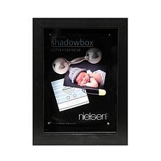 "Nielsen Bainbridge Black Shadowbox 5"" x 7"""