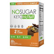 No Sugar Company 20-count Keto Clusters