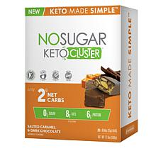 No Sugar Keto 20-count Keto Clusters