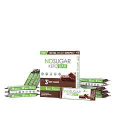 No Sugar Keto Bars 12-pack Chocolate Fudge Brownie Auto-Ship®