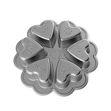 Nordic Ware Mini-Heart Baking Pan