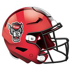 North Carolina State University Helmet Cutout