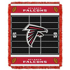 Northwest Company Officially Licensed NFL Field Baby Throw - Falcons