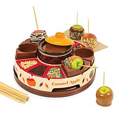Nostalgia Chocolate and Caramel Apple Party