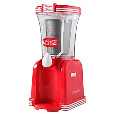 Nostalgia Coca-Cola 32-oz. Retro Slush Drink Maker - Red